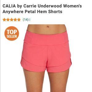 Calia Petal Hem Shorts